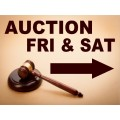 Auction Sign Templates
