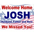 Welcome Home Sign Templates