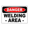 Danger Safety Sign Templates
