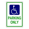 Handicap Parking Sign Templates