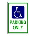 Handicap Parking Sign Templates