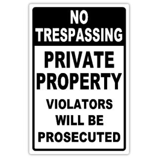 No+Trespassing+101