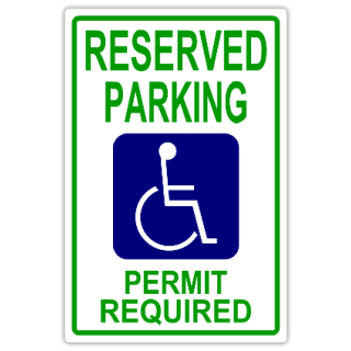Reserved+Parking+101