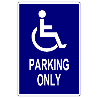 handicap parking sign template - handicap parking 102 handicap parking sign templates