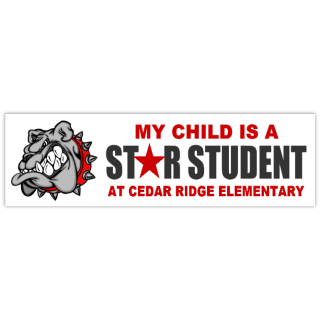 star student 101 school bumper stickers templates click on a category below to view. Black Bedroom Furniture Sets. Home Design Ideas