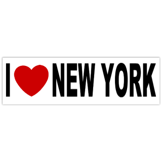 I+Heart+New+York+Sticker