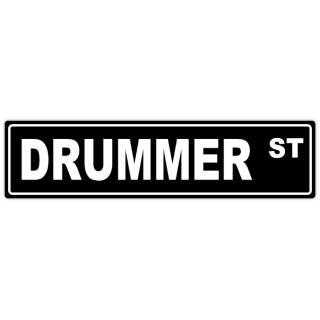 Drummer+Street+Sign