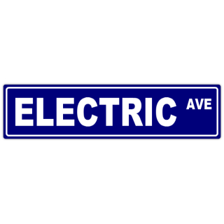 Electric+Street+Sign