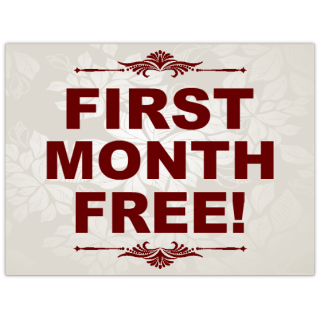 First+Month+Free+Sign+101