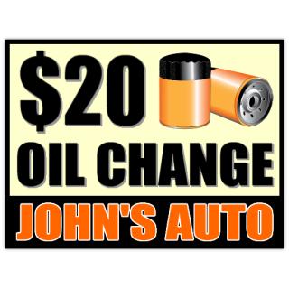 Oil+Change+Sign+106