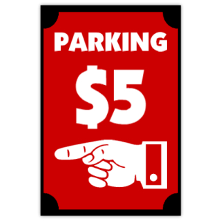 Parking+Sidewalk+Sign+102