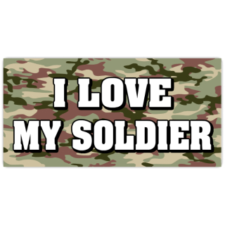 I+Love+My+Soldier+License+Plate+101