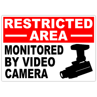 Restricted+Area+Monitored+101