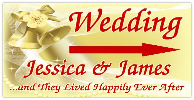 Wedding Banner 101 | Wedding Banner Templates | Templates (Click ...