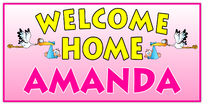 welcome home banner 107 welcome home banner templates templates click on a category below. Black Bedroom Furniture Sets. Home Design Ideas