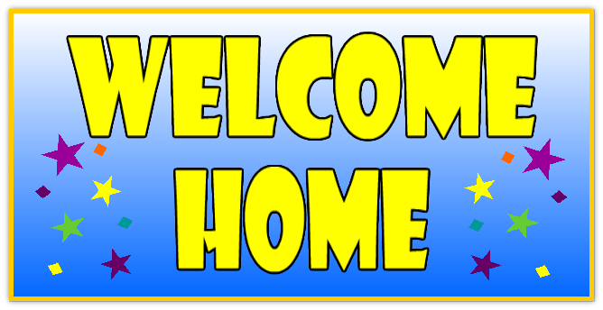 welcome home banner 109 welcome home banner templates templates click on a category below. Black Bedroom Furniture Sets. Home Design Ideas
