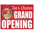 Grand Opening 101