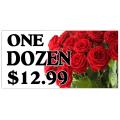 Dozen Roses Banner