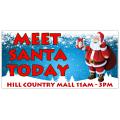 Meet Santa Holiday Banner