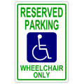 Reserved Parking 105