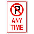 No Parking 103