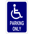 Handicap Parking 103