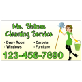 Cleaning Service Banner 101