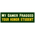 Gamer Bumper Sticker