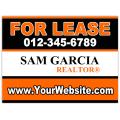 Real Estate Sign 106