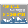 Real Estate Sign 108