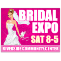 Bridal Expo Sign 101