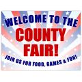County Fair Sign 101