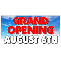 Grand Opening Banner 106
