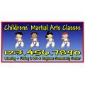 Martial Arts Banner 101
