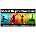 Soccer Banner 102