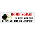 Bomb Squad Sticker 101