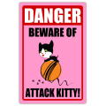 Danger Attack Kitty