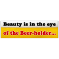 Beer Holder Sticker