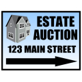 Auction Sign 104