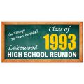 Class Reunion Banner 102
