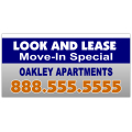 Look and Lease Banner 101