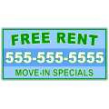 Free Rent Banner 102
