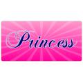 Princess Pink Plate 101