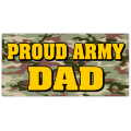 Proud Army Dad License Plate 102