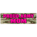 Proud Army Mom Sticker 101