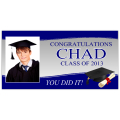 Graduation Banner 108