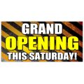 Grand Opening Banner 109