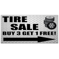 Tire Sale Banner 101