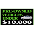 Pre-Owned Vehicles Banner 101