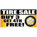 Tire Sale Banner 102
